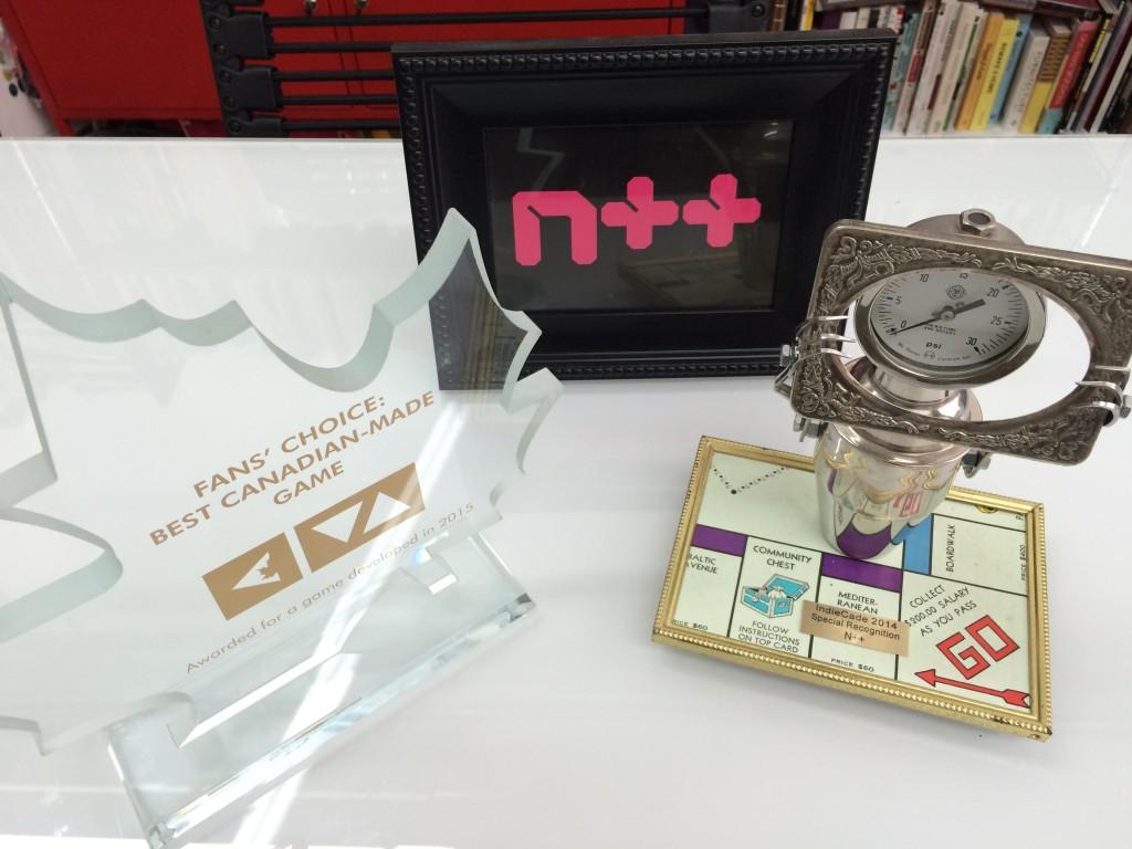 awards N++ has won